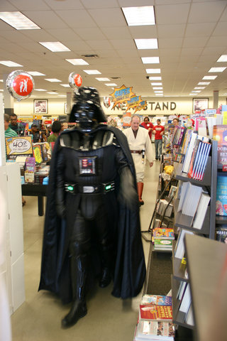 Books a Million Star Wars Day