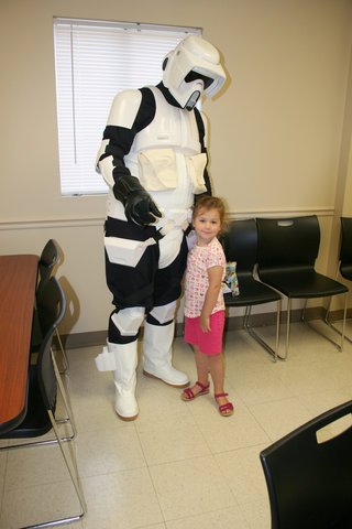 Star Wars Reading Program Pinson