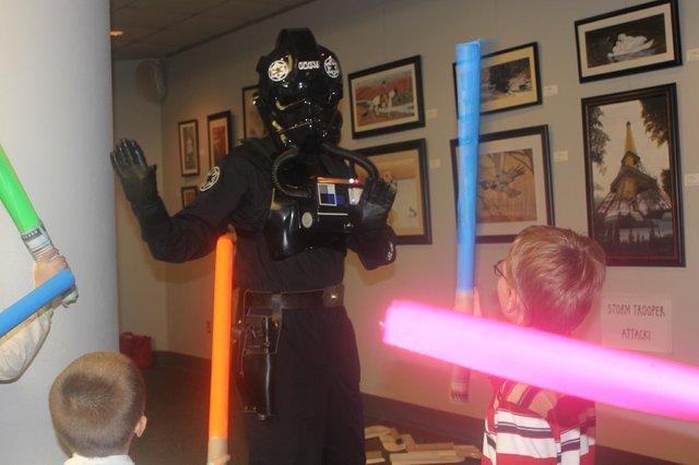 Madison County Public Library Jedi Training Camp