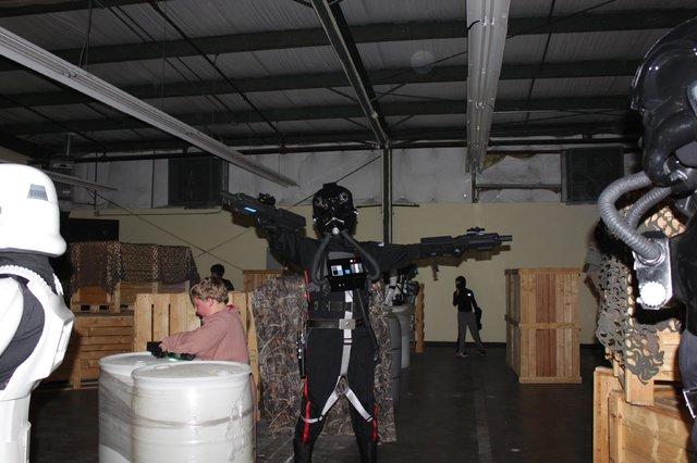 Laser Tag Decatur