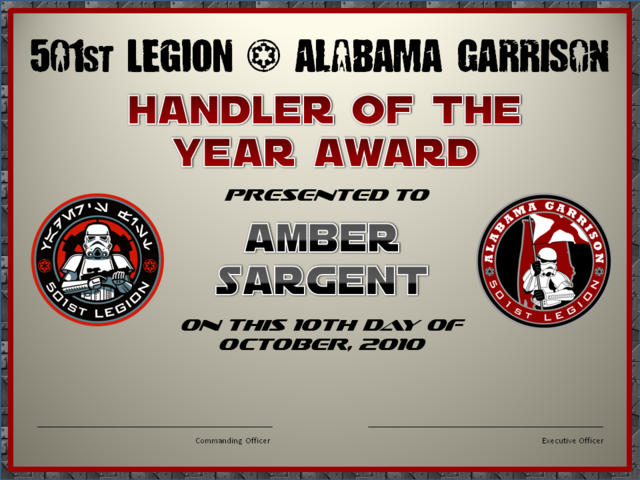 Garrison Awards